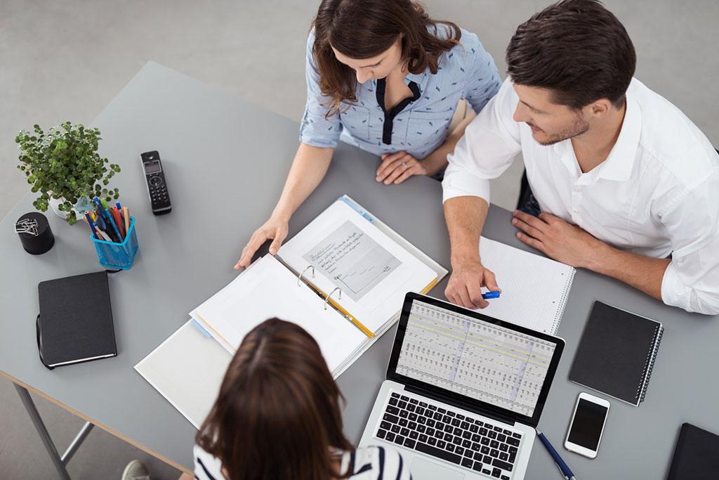 Beratung für Firmengründung und Businessplan