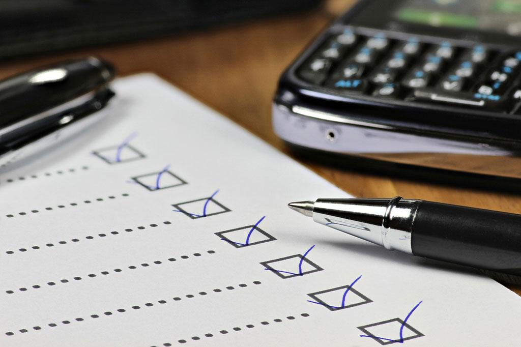 Checklisten von Kaiser Buchhaltungen