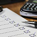 Checklisten für Steuerklärungen und Jahresabschlüsse von Kaiser Buchhaltungen
