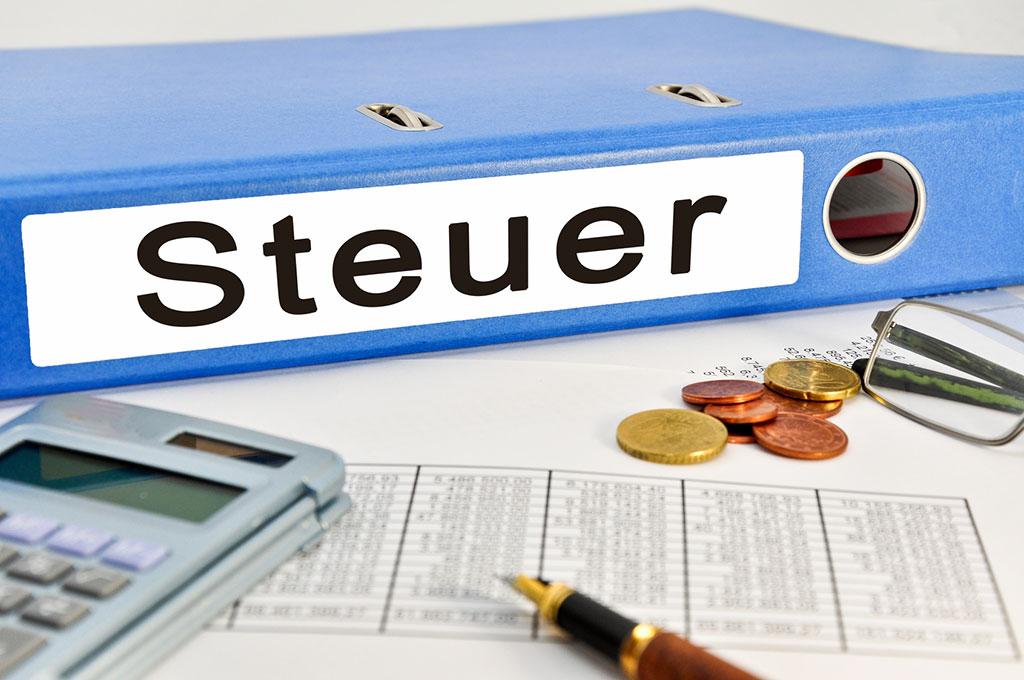 Steuerberatung für Firmen und Private